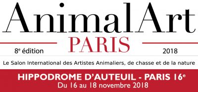 Retrouvez-moi à Animal Art Paris 2018
